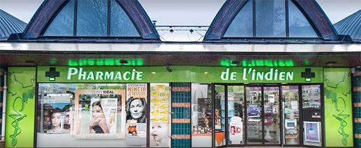Pharmacie de l'Indien,Orléans