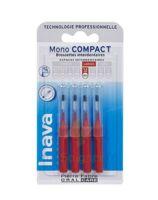 Inava Brossettes Mono-compact Rouge Iso 4 1,5mm à Orléans