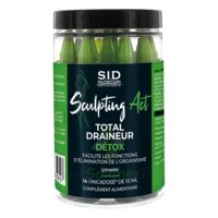 Sid Nutrition Minceur Sculpting Act Total Draineur _ 14 Unicadoses De 10ml à Orléans
