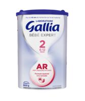 Gallia Bebe Expert Ar 2 Lait En Poudre B/800g à Orléans