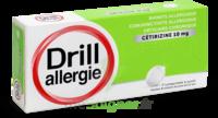 Drill 10 Mg Comprimés à Sucer Allergie Cétirizine Plq/7 à Orléans