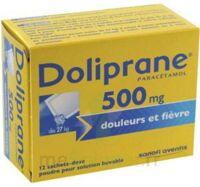Doliprane 500 Mg Poudre Pour Solution Buvable En Sachet-dose B/12 à Orléans