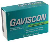 Gaviscon, Suspension Buvable En Sachet à Orléans