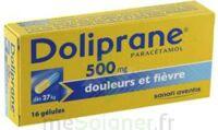 Doliprane 500 Mg Gélules B/16 à Orléans