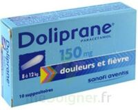 Doliprane 150 Mg Suppositoires 2plq/5 (10) à Orléans