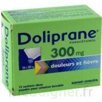 Doliprane 300 Mg Poudre Pour Solution Buvable En Sachet-dose B/12 à Orléans