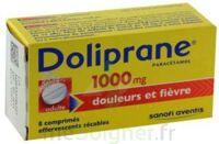 Doliprane 1000 Mg Comprimés Effervescents Sécables T/8 à Orléans
