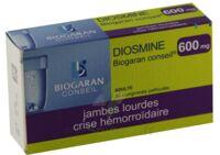 Diosmine Biogaran Conseil 600 Mg, Comprimé Pelliculé à Orléans