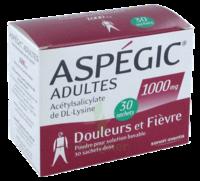 Aspegic Adultes 1000 Mg, Poudre Pour Solution Buvable En Sachet-dose 30 à Orléans