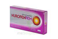 Nurofenfem 400 Mg, Comprimé Pelliculé à Orléans