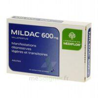 Mildac 600 Mg, Comprimé Enrobé à Orléans