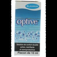 Optive, Fl 10 Ml à Orléans