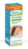 Quies Docuspray Hygiene De L'oreille, Spray 100 Ml à Orléans