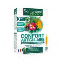Santarome Bio Confort Articulaire Solution Buvable 20 Ampoules/10ml à Orléans