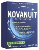 Novanuit Triple Action Comprimés B/30 à Orléans