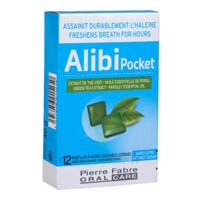 Pierre Fabre Oral Care Alibi Pocket 12 Pastilles à Orléans