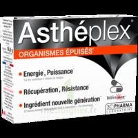 Astheplex Gélules Organismes épuisés B/30 à Orléans