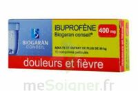 Ibuprofene Biogaran Conseil 400 Mg, Comprimé Pelliculé à Orléans