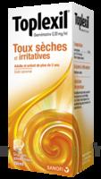 Toplexil 0,33 Mg/ml, Sirop 150ml à Orléans