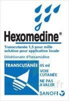 Hexomedine Transcutanee 1,5 Pour Mille, Solution Pour Application Locale à Orléans
