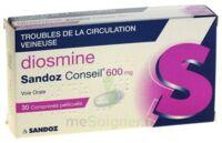 Diosmine Sandoz Conseil 600 Mg, Comprimé Pelliculé à Orléans