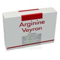 Arginine Veyron, Solution Buvable En Ampoule à Orléans