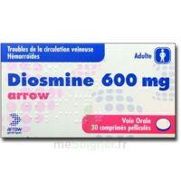 Diosmine Arrow 600 Mg, Comprimé Pelliculé à Orléans