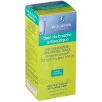 Chlorhexidine/chlorobutanol Biogaran Conseil 0,5 Ml/0,5 G Pour 100 Ml, Solution Pour Bain De Bouche Fl/200ml à Orléans