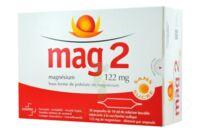 Mag 2 122 Mg S Buv En Ampoule Sans Sucre édulcoré à La Saccharine Sodique 30amp/10ml à Orléans