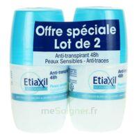 Etiaxil Deo 48h Roll-on Lot 2 à Orléans
