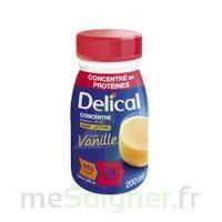Delical Boisson Hp Hc Concentree Nutriment Vanille 4bouteilles/200ml à Orléans