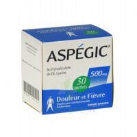 Aspegic 500 Mg, Poudre Pour Solution Buvable En Sachet-dose 30 à Orléans