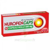 Nurofencaps 400 Mg Caps Molle Plq/10 à Orléans