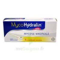 Mycohydralin 500 Mg, Comprimé Vaginal à Orléans