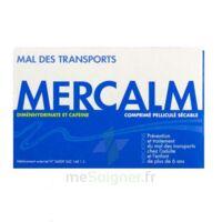 Mercalm, Comprimé Pelliculé Sécable à Orléans