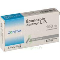Econazole Zentiva Lp 150 Mg, Ovule à Libération Prolongée à Orléans