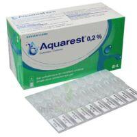 Aquarest 0,2 %, Gel Opthalmique En Récipient Unidose à Orléans