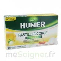 Humer Pastille Gorge à L'etrait Sec De Thym 24 Pastilles à Orléans