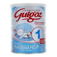 Guigoz Optipro 1 Lait En Poudre B/800g à Orléans