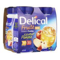 Delical Boisson Fruitee Nutriment Pomme 4bouteilles/200ml à Orléans