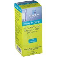 Alfa-amylase Biogaran Conseil 200 U.ceip/ml, Sirop à Orléans