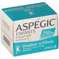 Aspegic Enfants 250, Poudre Pour Solution Buvable En Sachet-dose à Orléans