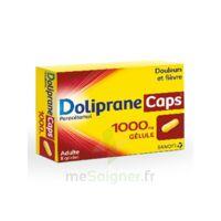 Dolipranecaps 1000 Mg Gélules Plq/8 à Orléans
