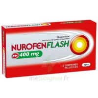 Nurofenflash 400 Mg Comprimés Pelliculés Plq/12 à Orléans