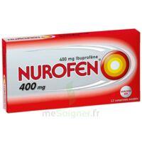Nurofen 400 Mg Comprimés Enrobés Plq/12 à Orléans