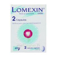 Lomexin 600 Mg Caps Molle Vaginale Plq/2 à Orléans