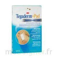Tegaderm + Pad, 9 Cm X 10 Cm , Bt 5 à Orléans