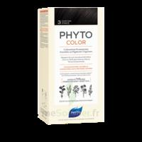 Phytocolor Kit Coloration Permanente 3 Châtain Foncé à Orléans