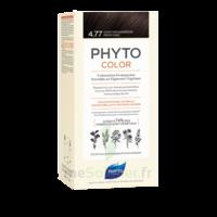 Phytocolor Kit Coloration Permanente 4.77 Châtain Marron Profond
