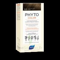 Phytocolor Kit Coloration Permanente 5.3 Châtain Clair Doré à Orléans